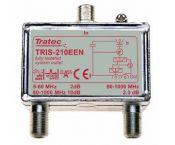 Technetix signaalovernamepunt TRIS-210EEN met uitgangen voor radio/TV en data