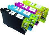 SecondLife Multipack inkt cartridges T1285 voor Epson T1281, T1282, T1283 en T1284