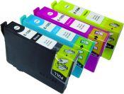 SecondLife Multipack inkt cartridges T1295 voor Epson T1291, T1292, T1293 en T1294