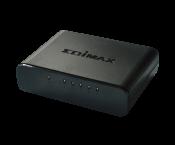 Edimax ES-3305P Fast Ethernet Switch met 5 poorten / zwart