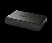 Edimax ES-3308P Fast Ethernet Switch met 8 poorten / zwart
