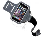 Mobiparts Sports Armband voor Apple iPhone 6 Plus / 6s Plus / 7 Plus / 8 Plus