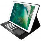 Mobiparts Excellent Tablet Book Case voor Apple iPad 9.7 (2017) en iPad 9.7 (2018) / zwart