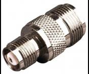 N (v) - TNC (v) adapter - 50 Ohm