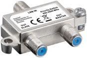 Premium Satelliet Priority Switch met 2 uitgangen / 950-2500 MHz