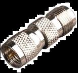 Adapter TNC (v) - Mini UHF (m)