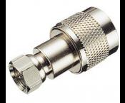 Adapter UHF (m) - F (m)
