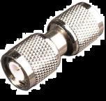 TNC (m) - TNC (m) koppelstuk - 50 Ohm