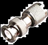 BNC (m) - TNC (m) adapter