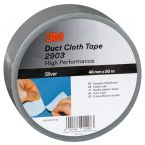 3M Duct Cloth Tape 2903 / High Performance - zilver