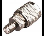 SMA (v) - TNC (m) adapter - 50 Ohm