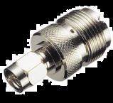 Adapter UHF (v) - SMA (m)