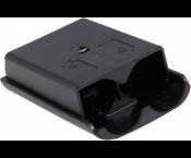 Controller batterij behuizing voor XBOX 360 controller - zwart