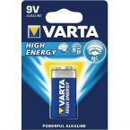 Varta E Longlife Power 9V batterij