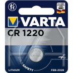 Varta CR1220 Lithium knoopcel-batterij / 1 stuk