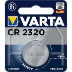 Varta CR2320 Lithium knoopcel-batterij / 1 stuk