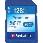 Verbatim SDXC UHS-1 geheugenkaart / 128GB