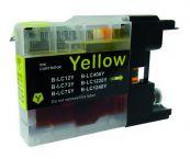 SecondLife inkt cartridge magenta voor Brother LC-1240Y