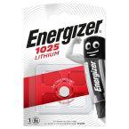 Energizer CR1025 Lithium knoopcel-batterij / 1 stuk