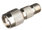 F (v) - TNC (m) adapter