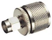 Adapter UHF (m) - SMA (m)