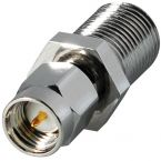 SMA (m) - F (v) adapter - 50 Ohm