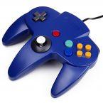 Nintendo 64 (N64) controller / blauw - 1,8 meter