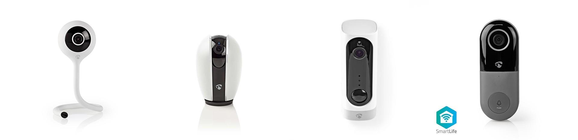 Beveiligingscamera's bij Onlinekabelshop.nl